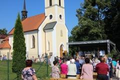 100 let kaple Lubná