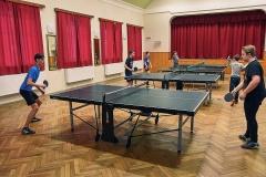 Pinpongový turnaj mládež