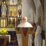 Mše sv. pro děti v Sebranicích