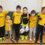Ministrantský florbalový turnaj v Telnici