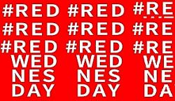 Červená středa - #RedWednesday 2019 Sebranice