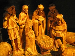 Sebranice - bohoslužby o Vánocích