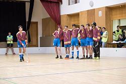 Reportáž - Ministrantský florbalový turnaj - 19. ledna 2020 Telnice