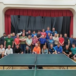 Pinpongový turnaj