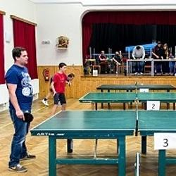 Pozvánka - Ping-pongový turnaj