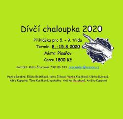 Chaloupka 2020 – starší holky 5-9. třída