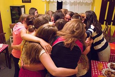 Chaloupka pro holky 5. až 9. třída 2021