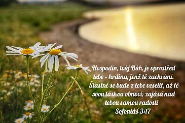 Hospodin, tvůj Bůh